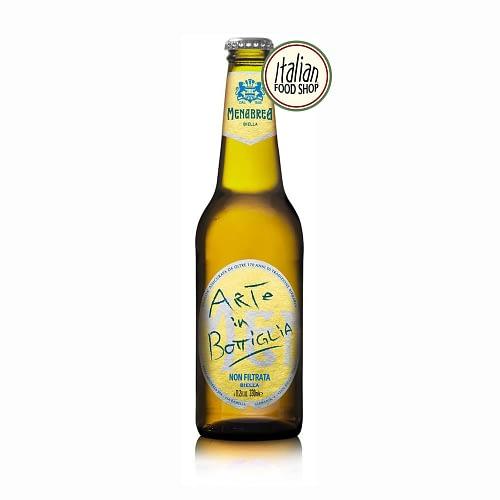 Birra menabrea non filtrata