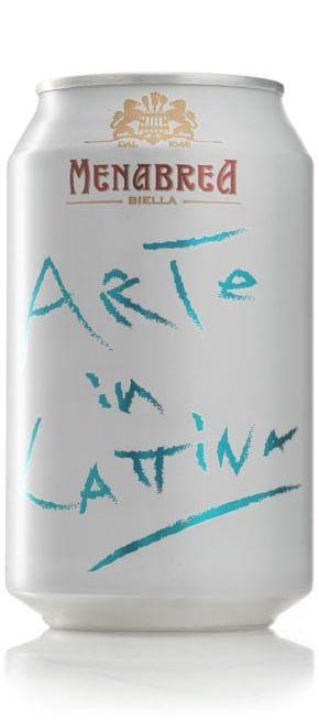 Menabrea Arte in lattina