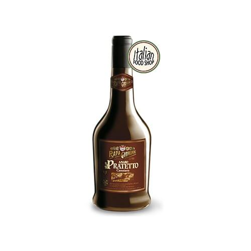 Amaro pratetto alla genziana